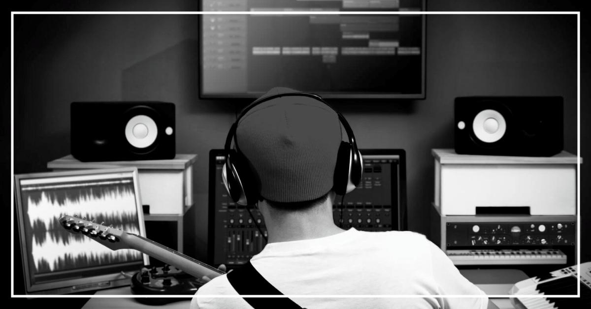 Produkcja muzyki
